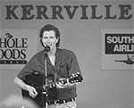 Kerrville Folk Fest first appearance